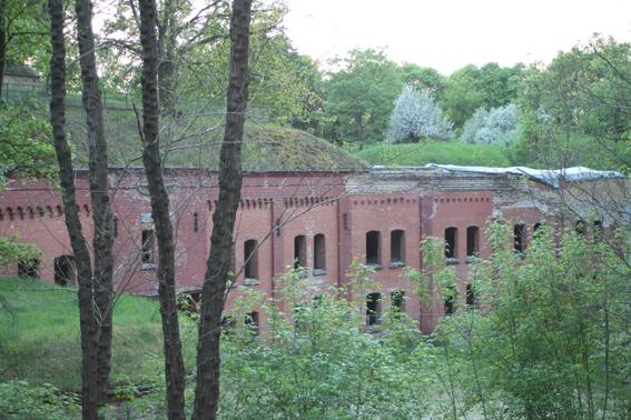 Kaserne Naturführung