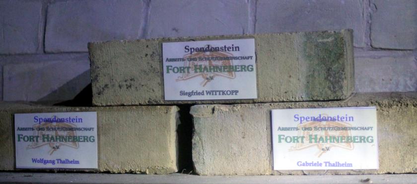 Spendenstein August2014
