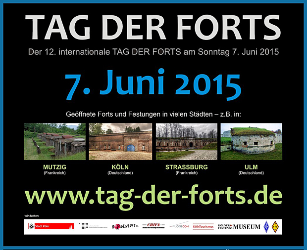 12. Tag der Forts, 2015