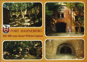 Postkarte Fort Hahneberg
