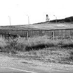 Berliner Mauer am Hahneberg, August 1969