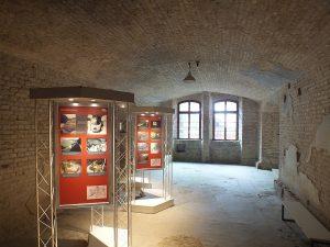 Ausstellung mit historischen Fotografien