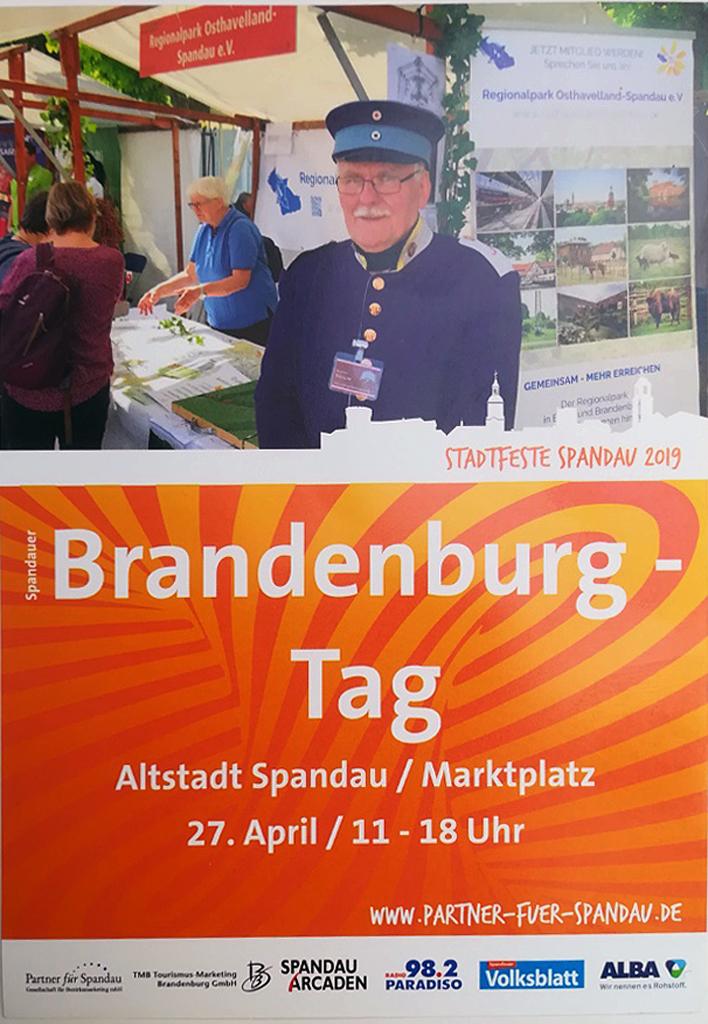 Brandenburg-Tag 2019