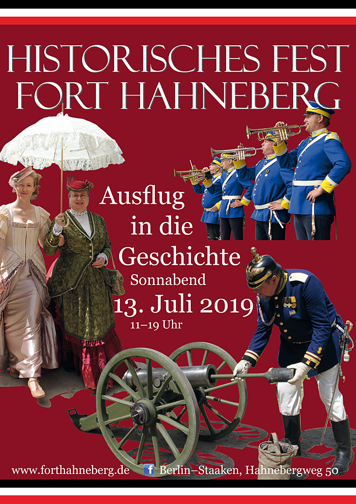 Plakat Historisches Fest 2019