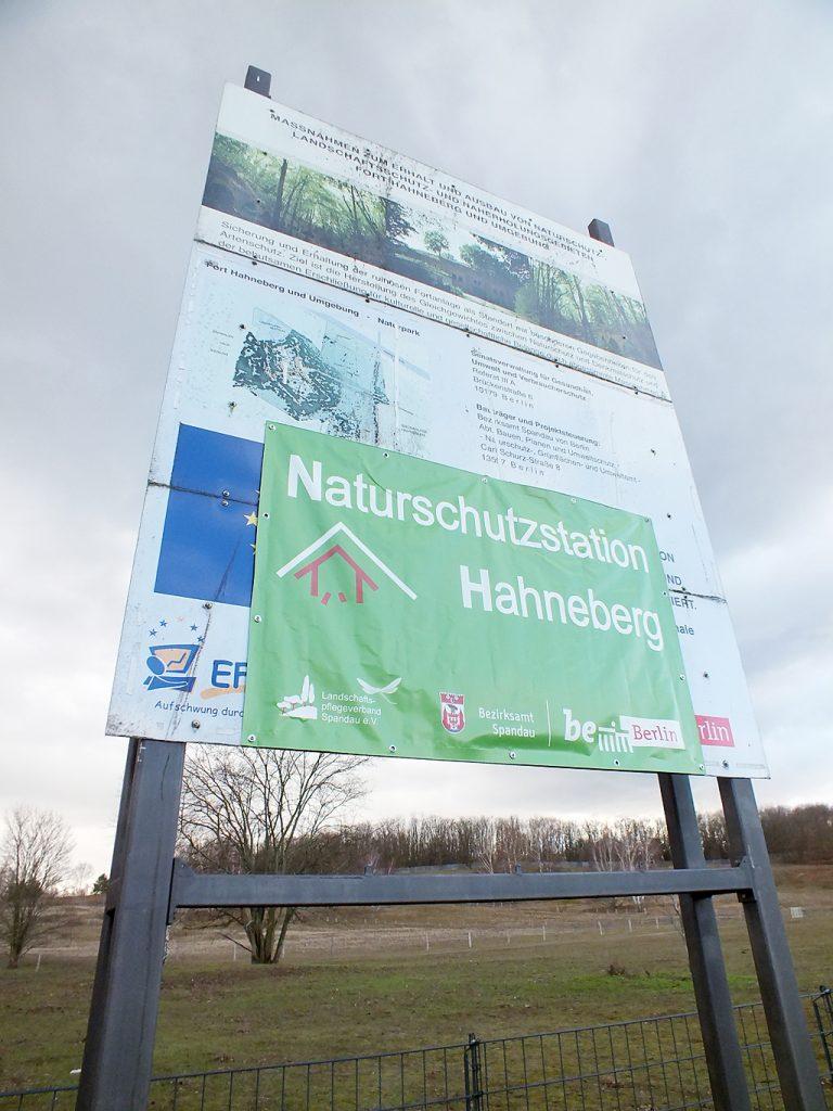 Bauschild Heerstrasse