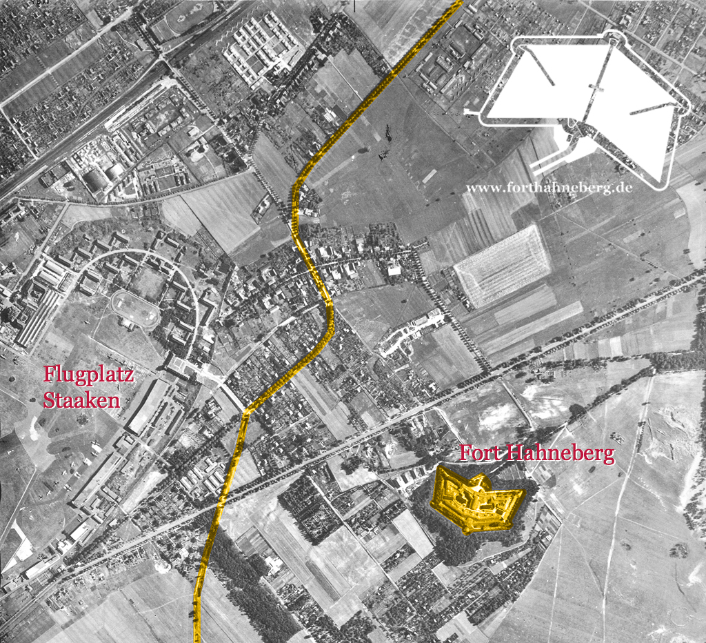 Ausbruch Mai 1945