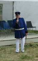 Moderation im Fort Hahneberg