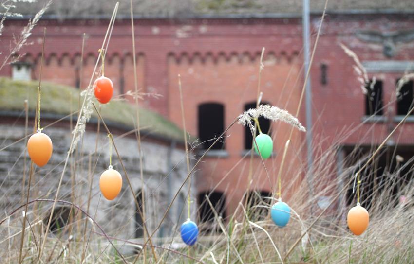 Ostern im Fort Hahneberg 2016